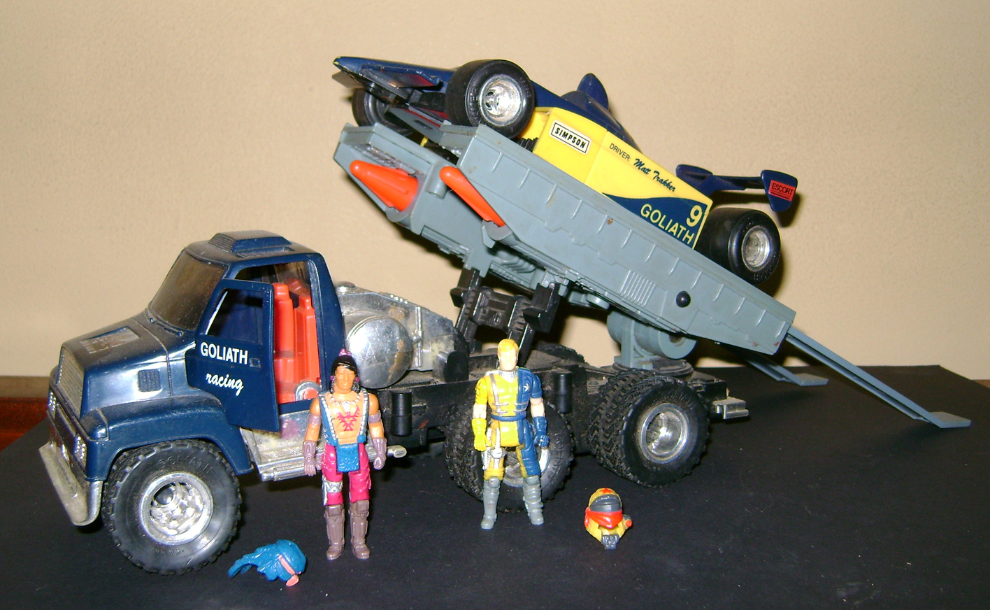 MASK 15 Vintage Toy Of The Month: M.A.S.K. (Paladins Remix)!