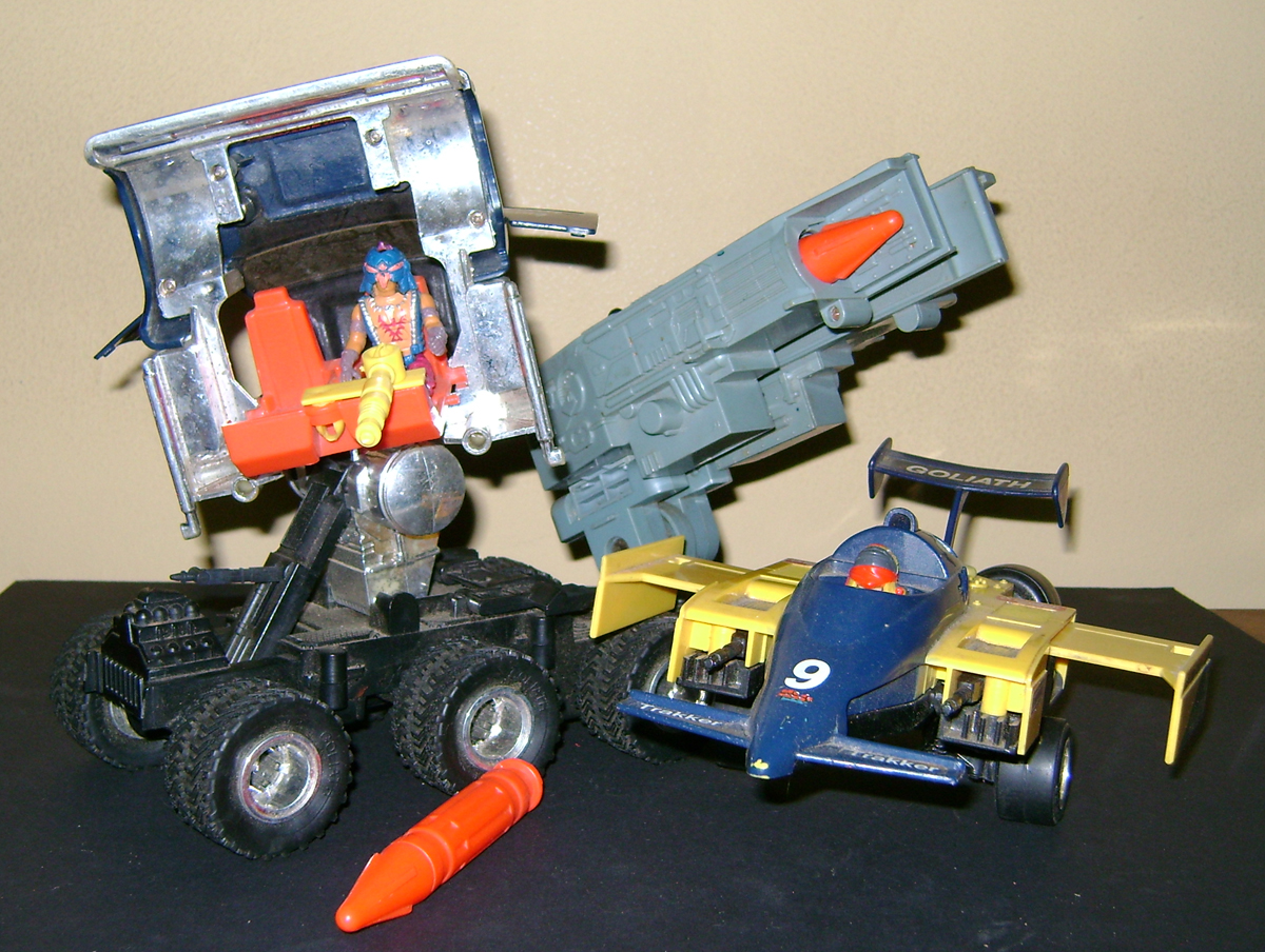 MASK 16 Vintage Toy Of The Month: M.A.S.K. (Paladins Remix)!