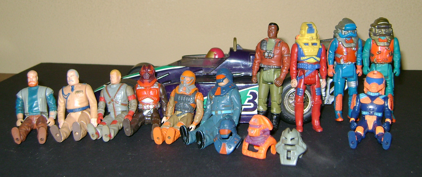 MASK 6 Vintage Toy Of The Month: M.A.S.K. (Paladins Remix)!