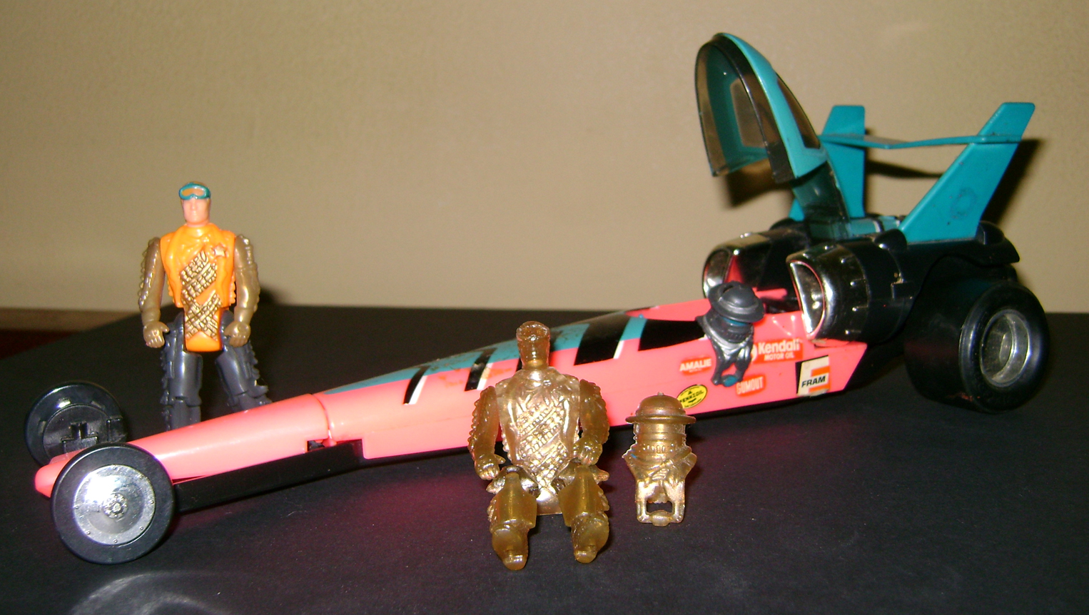 MASK 7 Vintage Toy Of The Month: M.A.S.K. (Paladins Remix)!