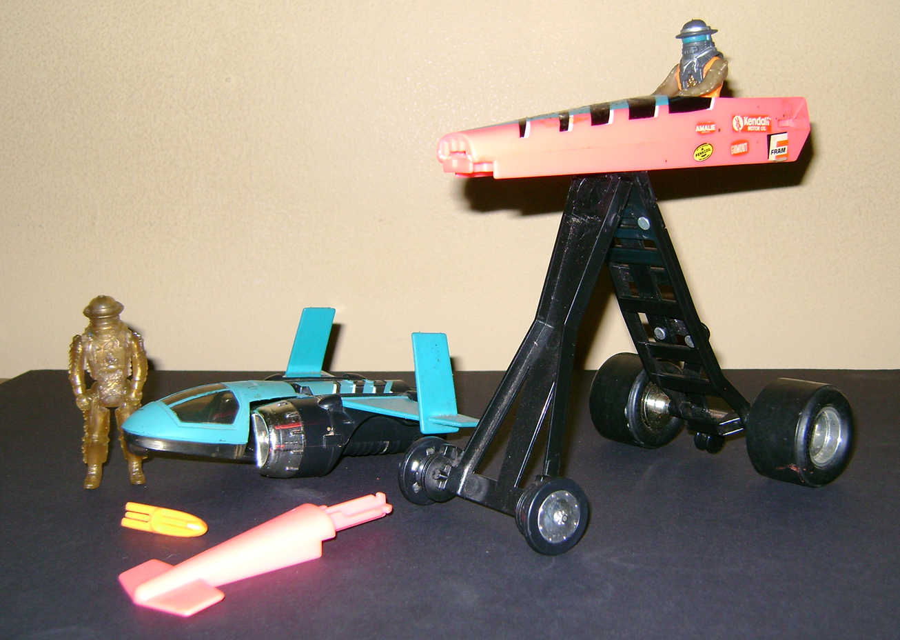 MASK 8 Vintage Toy Of The Month: M.A.S.K. (Paladins Remix)!