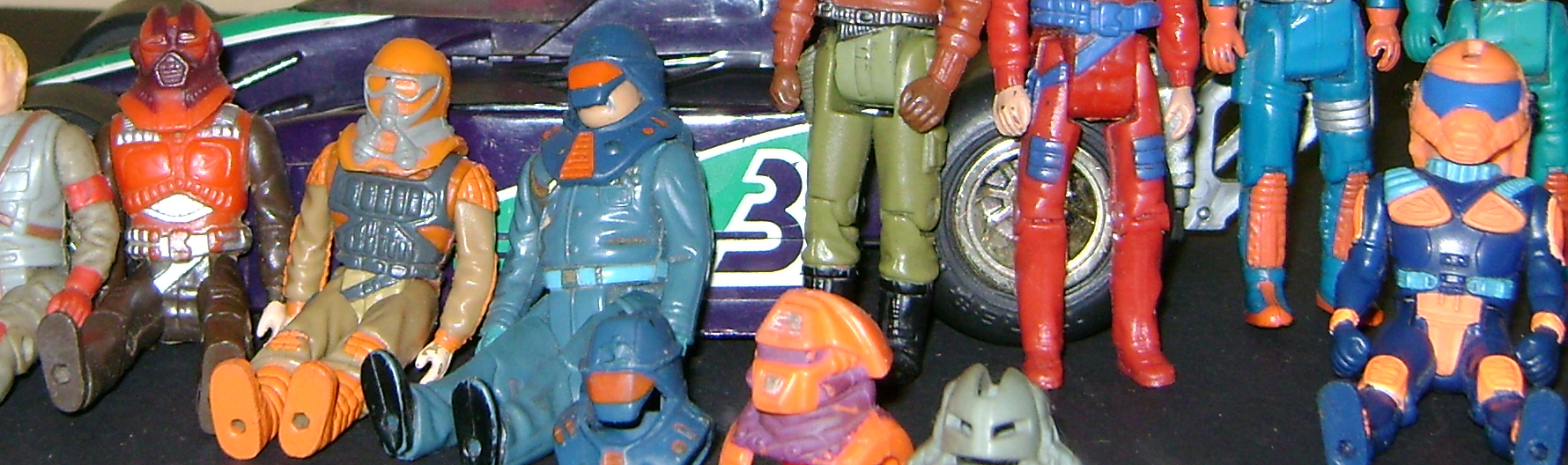 Vintage Toy Of The Month: M.A.S.K. (Paladin's Remix)!