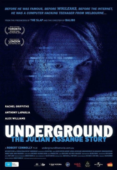 undr grnd Underground: The Julian Assange Story (2012)