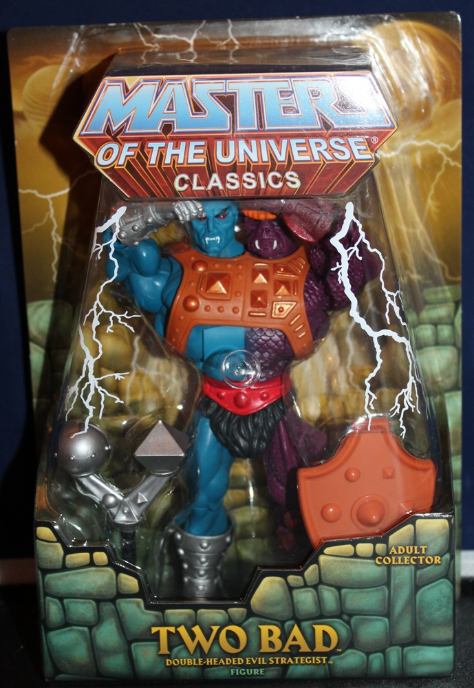 056 Masters of the Universe Classics: Jan  Two Bad!