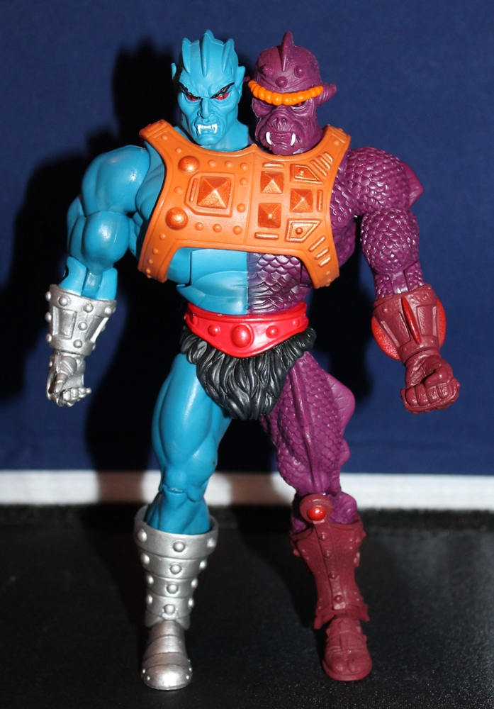 067 Masters of the Universe Classics: Jan  Two Bad!