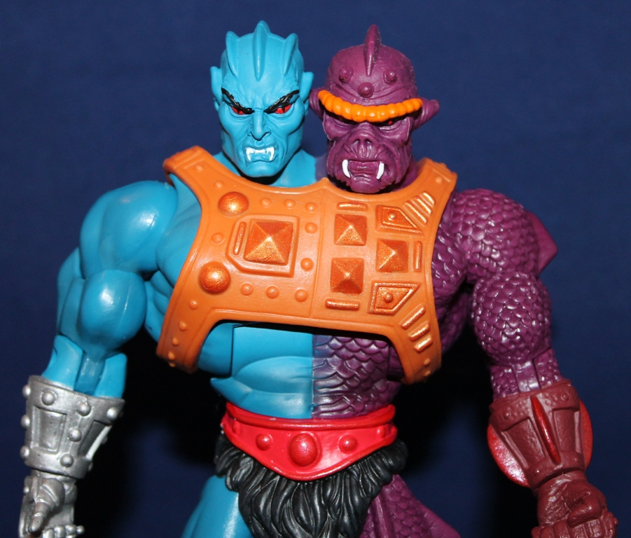 069 Masters of the Universe Classics: Jan  Two Bad!