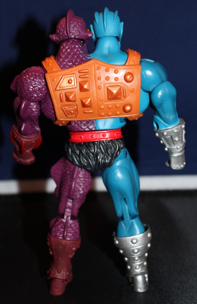 070 Masters of the Universe Classics: Jan  Two Bad!