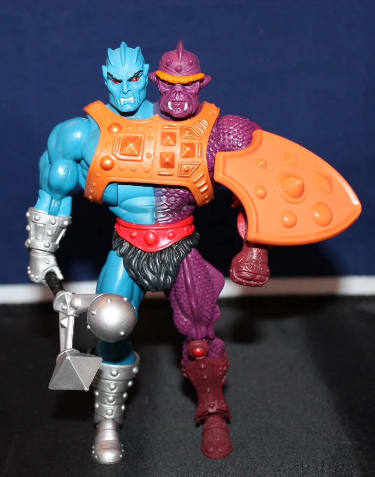 073 Masters of the Universe Classics: Jan  Two Bad!