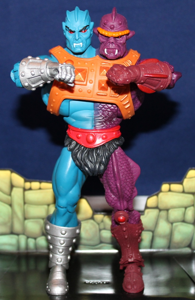 075 Masters of the Universe Classics: Jan  Two Bad!
