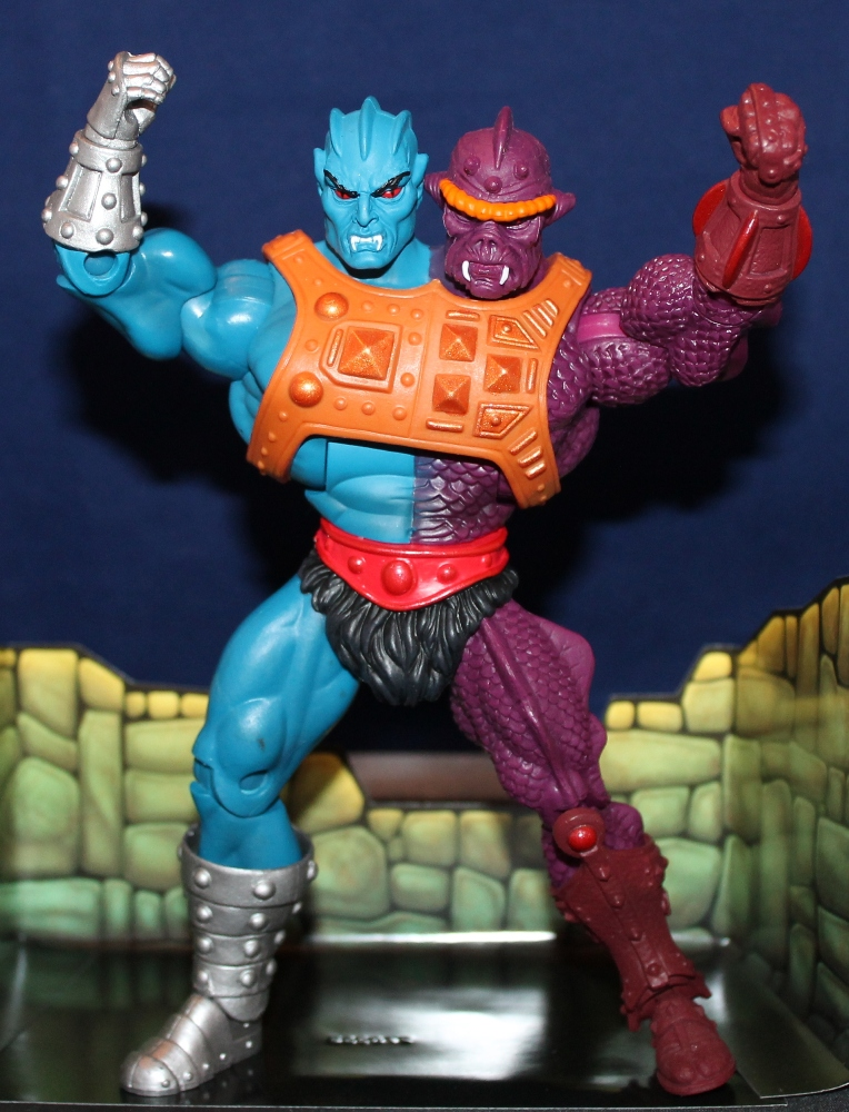 076 Masters of the Universe Classics: Jan  Two Bad!