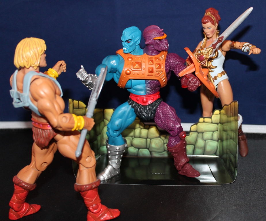 082 Masters of the Universe Classics: Jan  Two Bad!