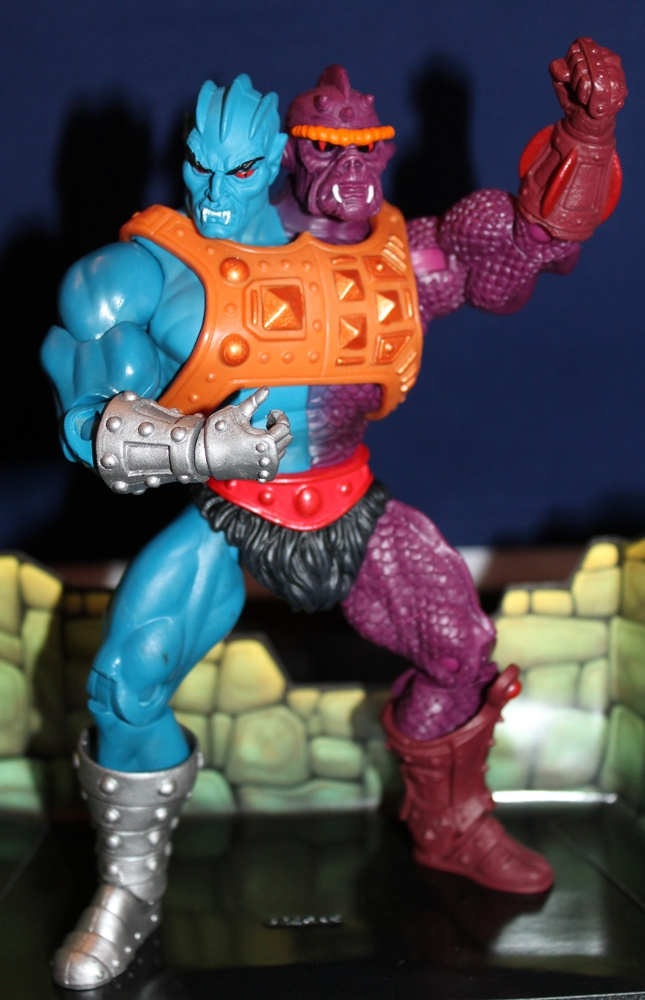 085 Masters of the Universe Classics: Jan  Two Bad!