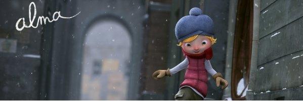Alma ~ a short animated film