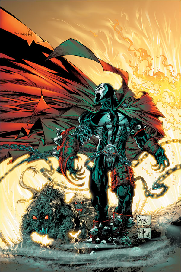 spawn a Exclusive: No Holds Barred Interview With Spawns Todd McFarlane