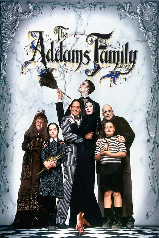 AF Clr The Addams Family: A Celebration.