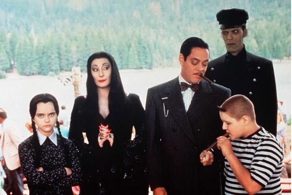 AF Vle The Addams Family: A Celebration.