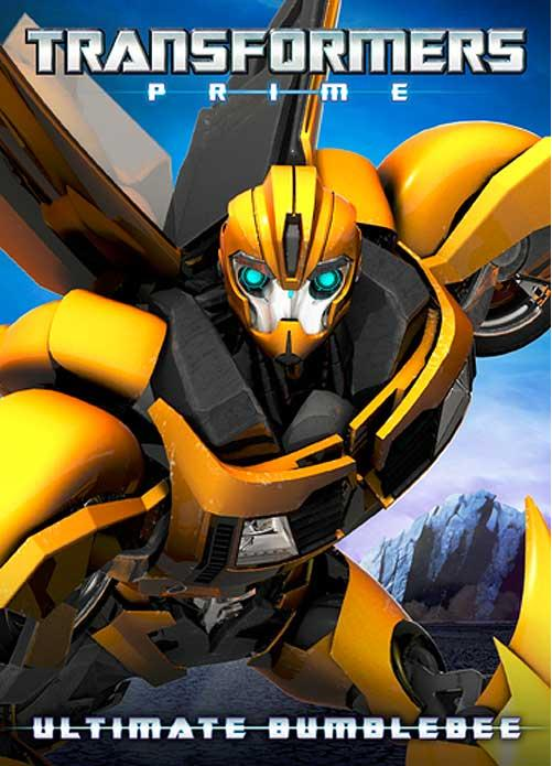 Transformers Prime: Ultimate Bumblebee; DVD Review!