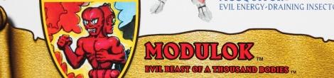 Masters of the Universe Classics: Feb Part 1- Modulok