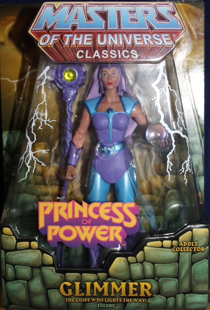 012 Masters of the Universe Classics: Feb Part 2  Glimmer!