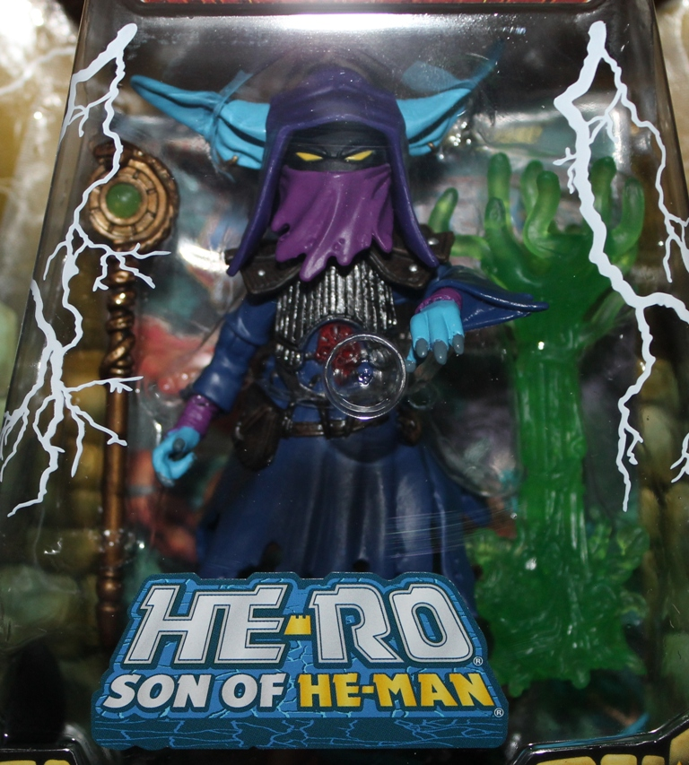 0122 Masters of the Universe Classics: March  Hydron and the Unnamed One!
