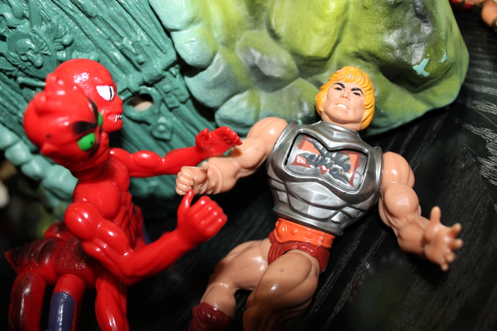 032 Vintage Toy of the Month: Modulok!