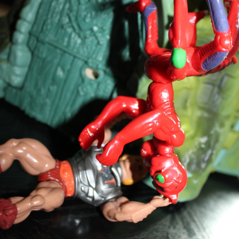 035 Vintage Toy of the Month: Modulok!