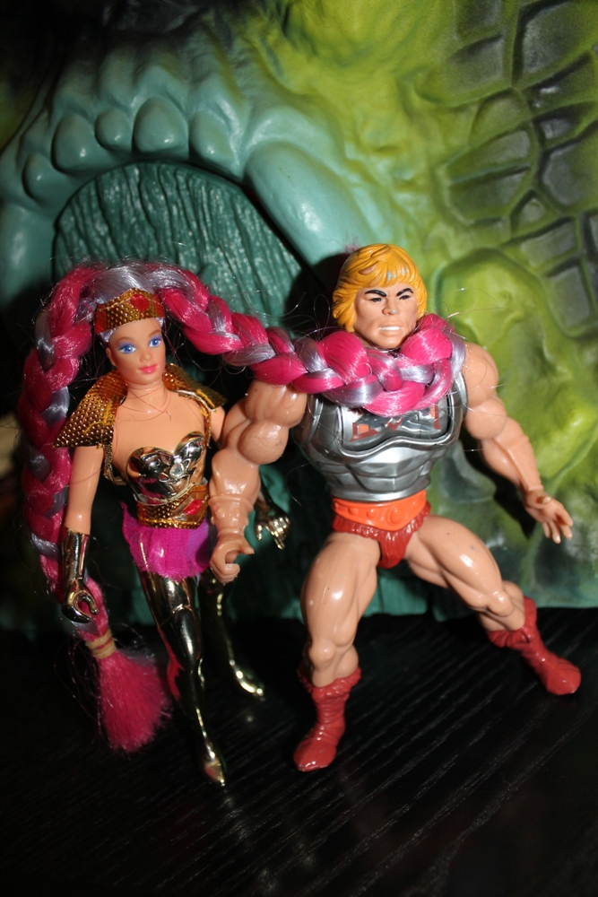 038 Vintage Toy of the Month: Modulok!