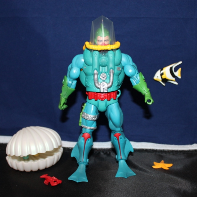 0381 Masters of the Universe Classics: March  Hydron and the Unnamed One!