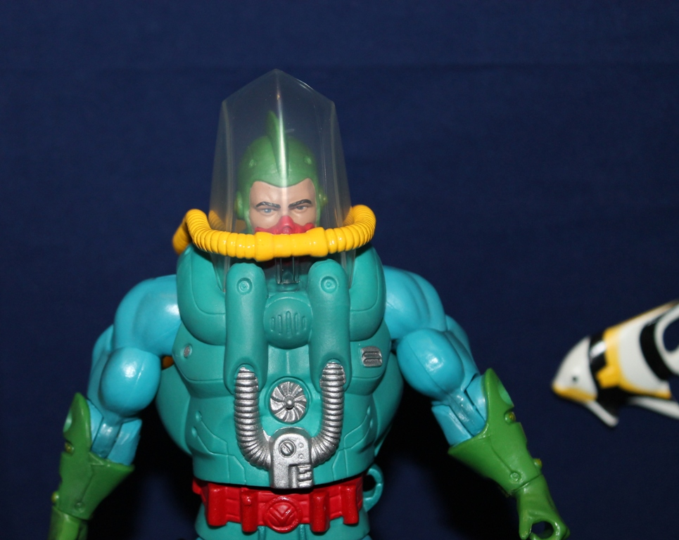 0392 Masters of the Universe Classics: March  Hydron and the Unnamed One!