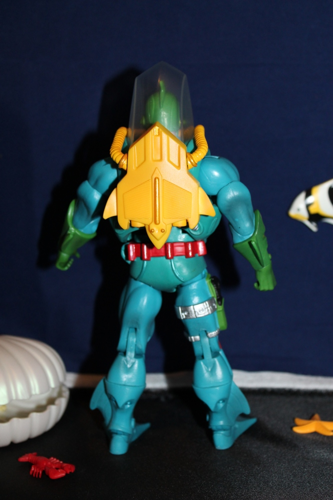 0401 Masters of the Universe Classics: March  Hydron and the Unnamed One!