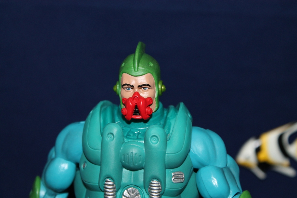 0421 Masters of the Universe Classics: March  Hydron and the Unnamed One!