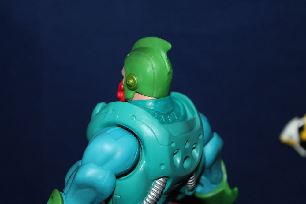 043 Masters of the Universe Classics: March  Hydron and the Unnamed One!