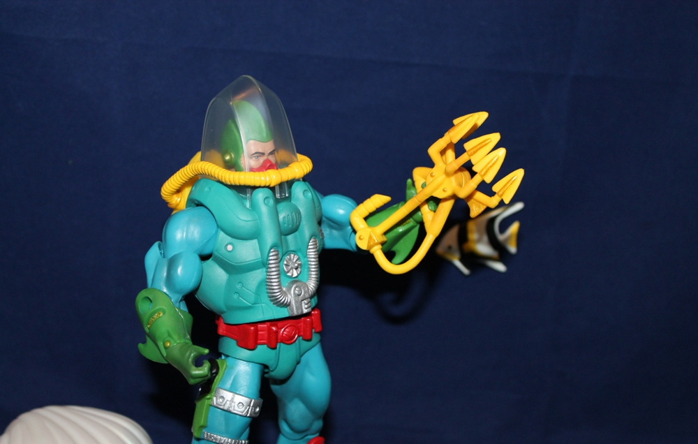 0481 Masters of the Universe Classics: March  Hydron and the Unnamed One!