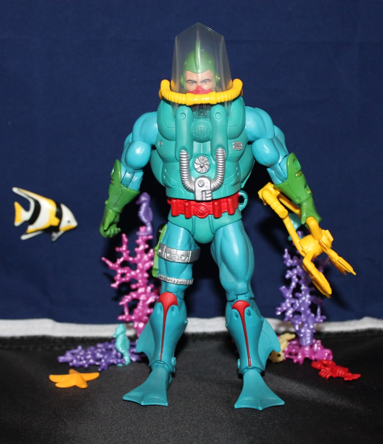 0502 Masters of the Universe Classics: March  Hydron and the Unnamed One!