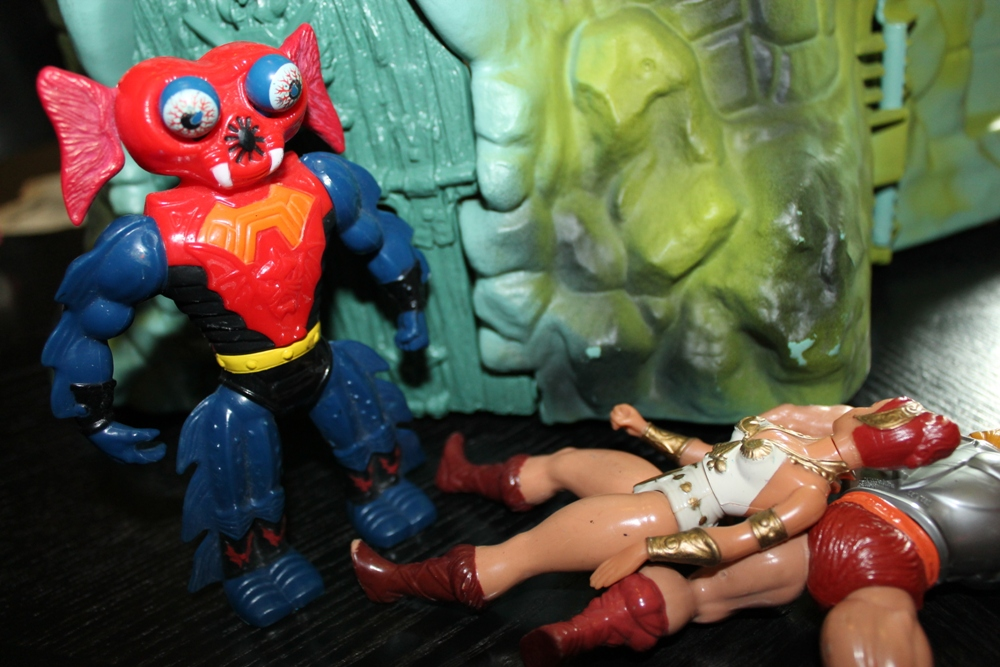 051 Vintage Toy of the Month: Modulok!