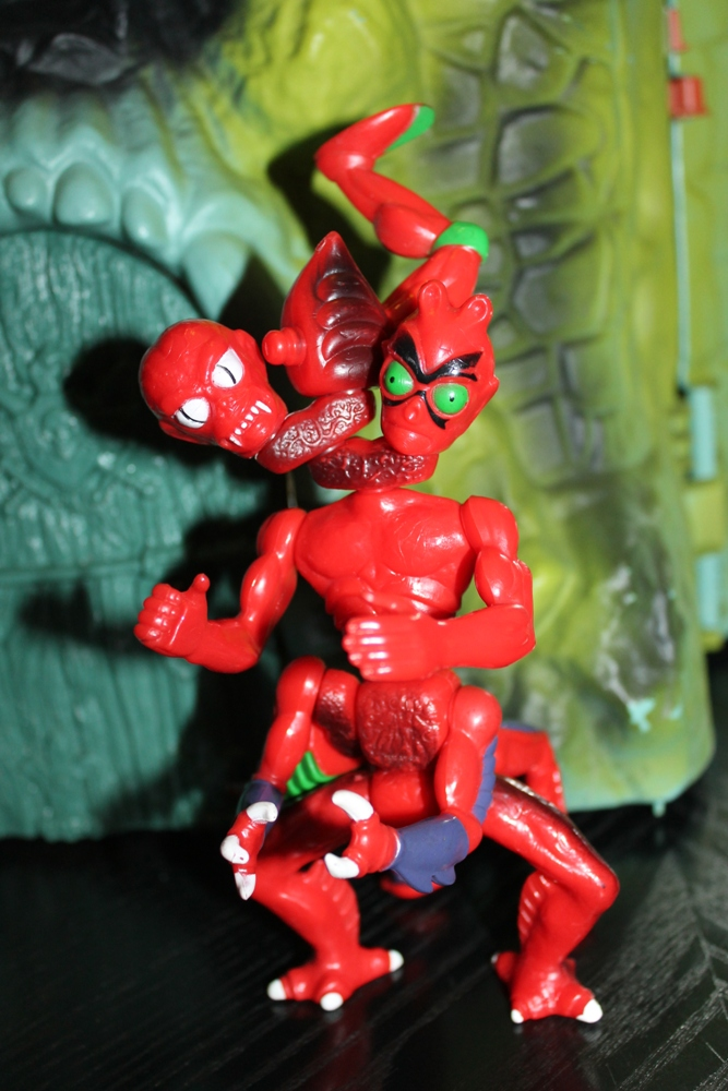 057 Vintage Toy of the Month: Modulok!