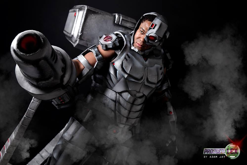 Cyborg Cosplay Interview With Knightmage!