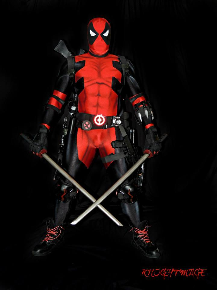 Deadpool Cosplay Interview With Knightmage!