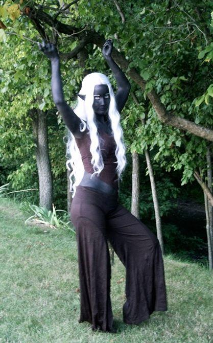 Drow Cosplay Interview With Lopti!