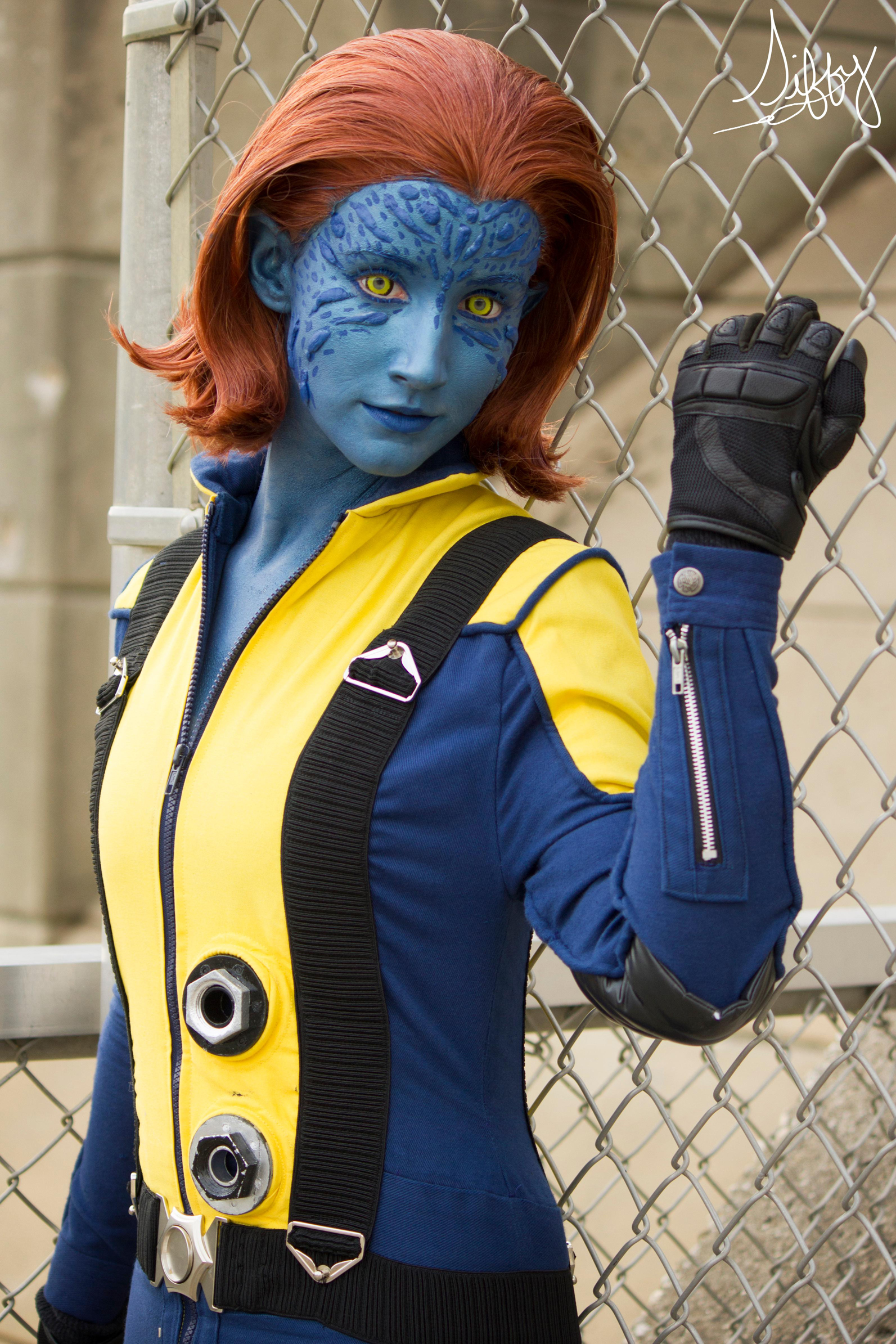 Mystique Cosplay Interview With Lopti!