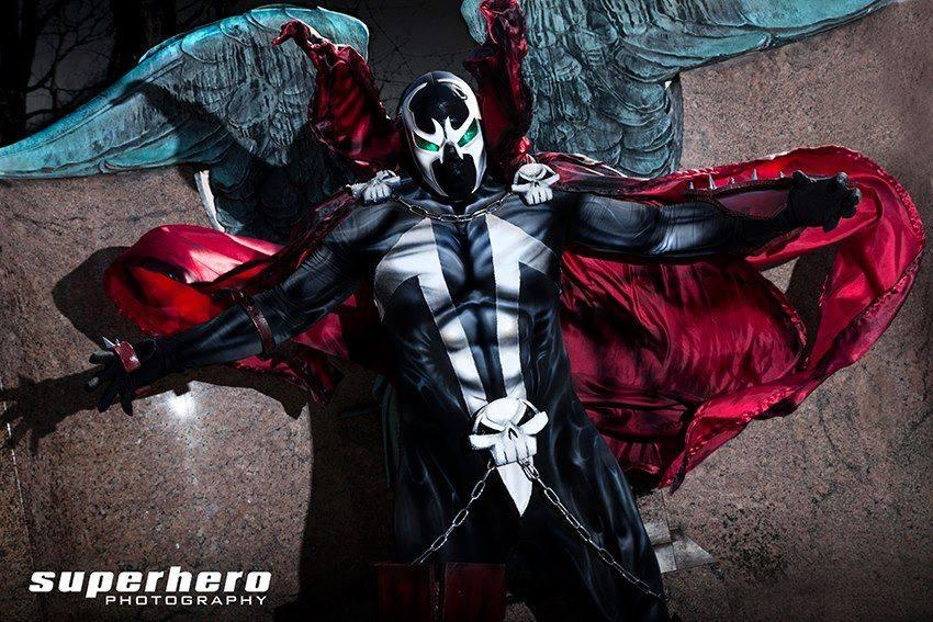Spawn 2 Cosplay Interview With Knightmage!