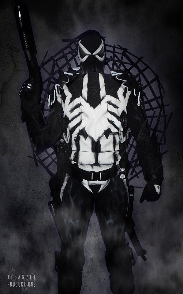 Venom 2 Cosplay Interview With Knightmage!