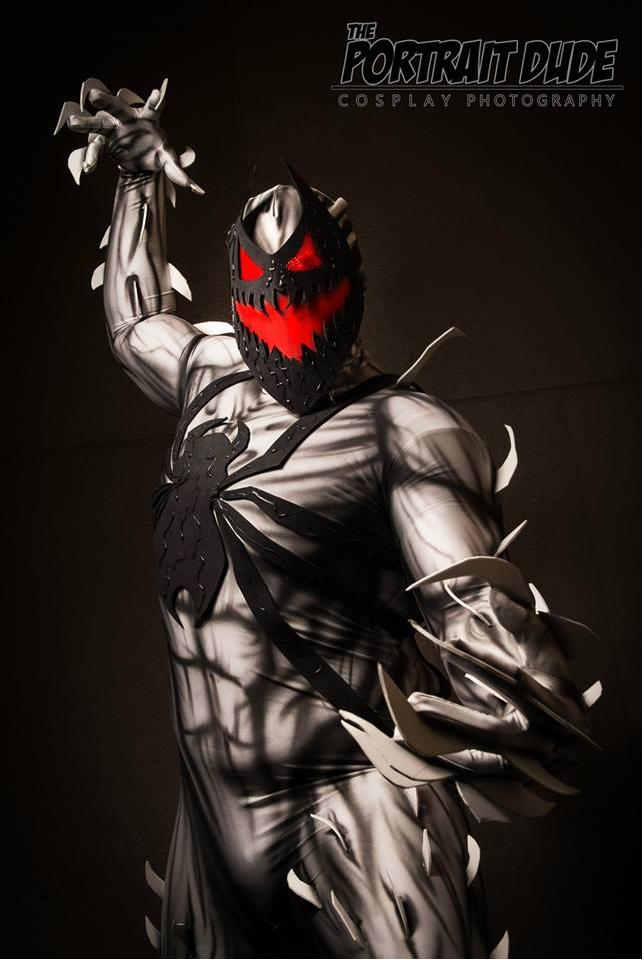 Venom Cosplay Interview With Knightmage!