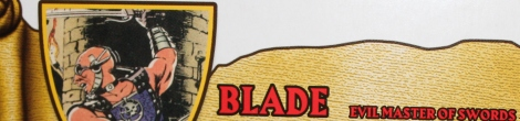Masters of the Universe Classics: April- Blade!