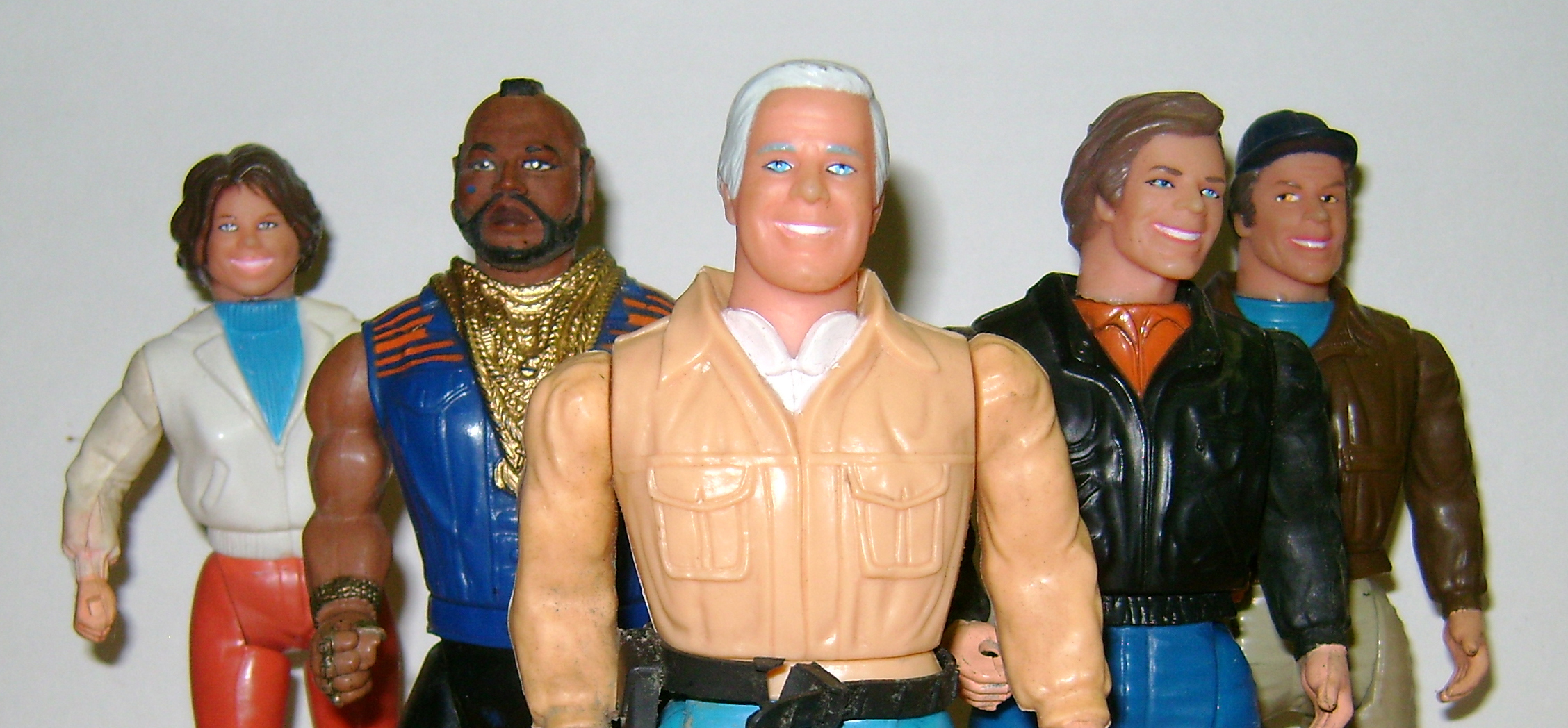 Vintage Toy Of The Month:  The A-Team!