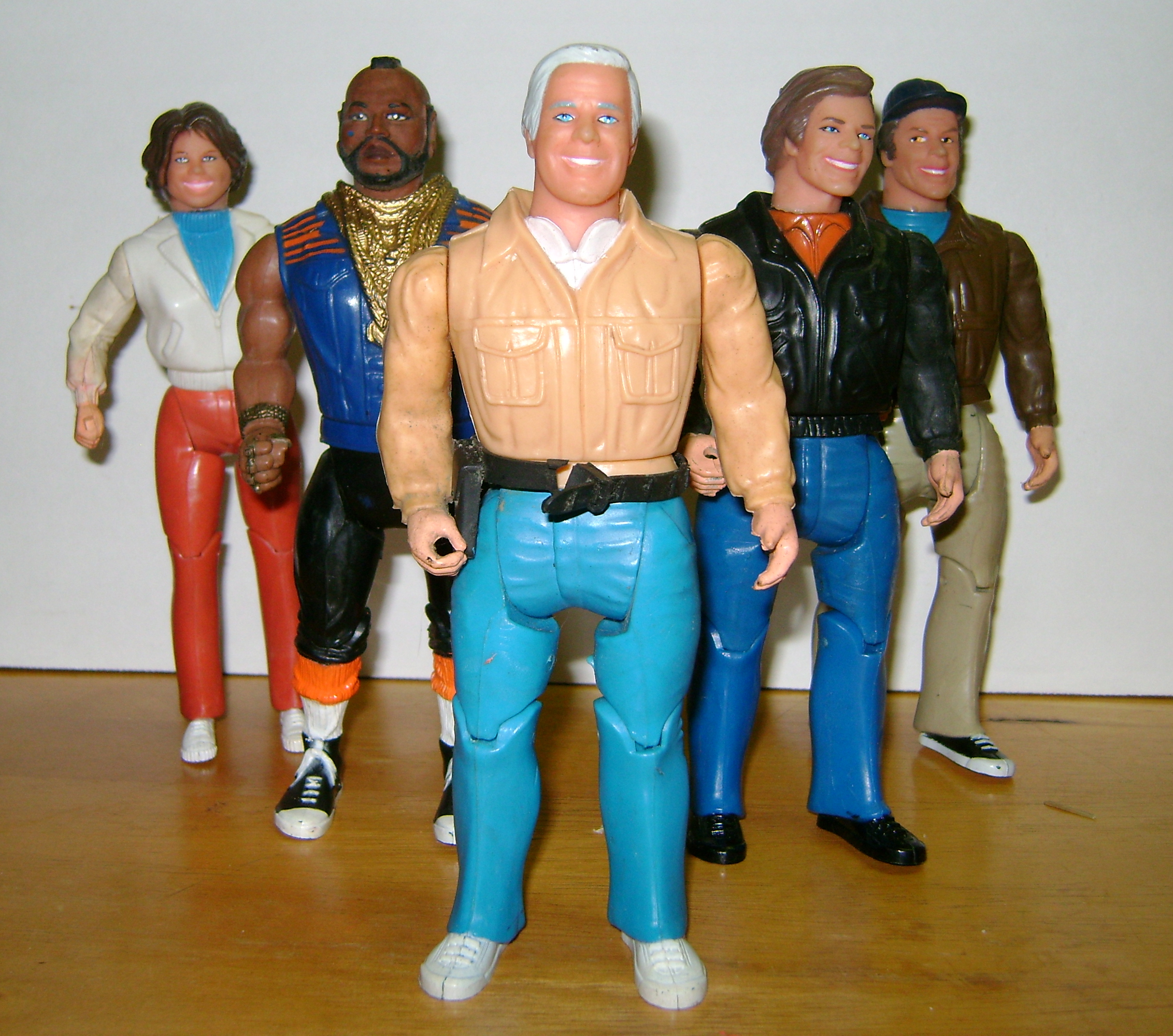 ATeam Vintage Toy Of The Month:  The A Team!