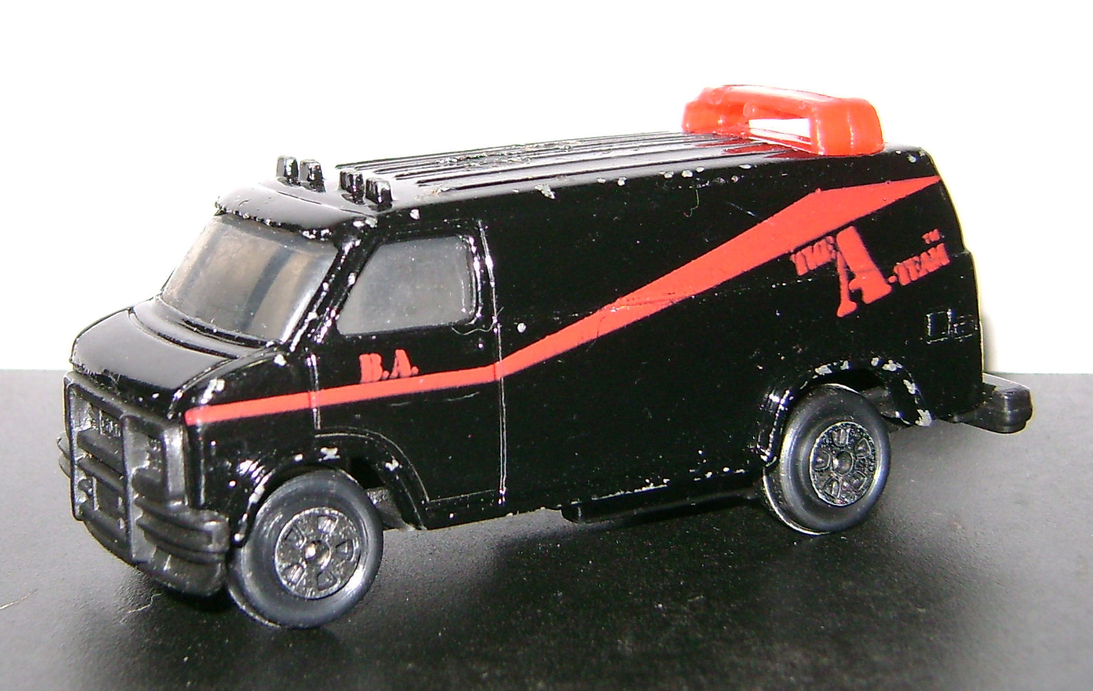 AVan 1 Vintage Toy Of The Month:  The A Team!