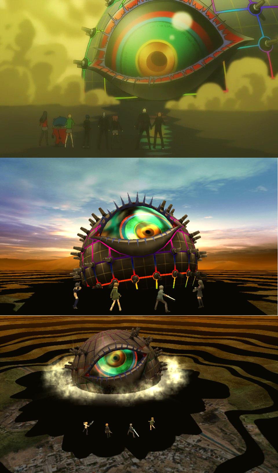 Ameno S Persona 4: The Golden; Pictorial!