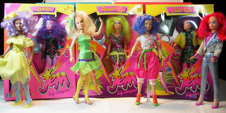 Pic2 Jem Glamour, Glitter, and JemCon: The Truly Outrageous Fans of Jem and the Holograms Part 1