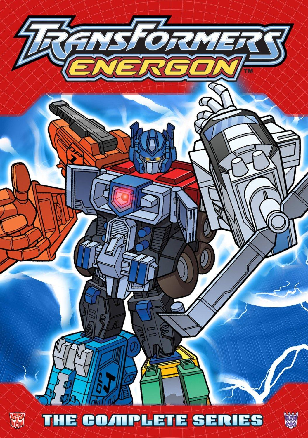 Transformers: Energon, DVD Review!